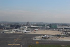 12. airport view