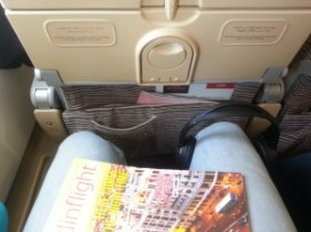 6. legroom