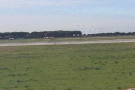 9. airport runway